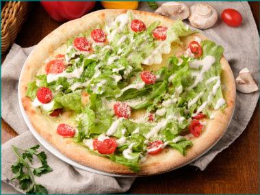 Цезарь-пицца
